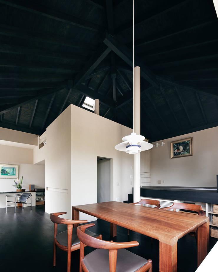 .: 島田義信建築設計事務所が手掛けたリビングです。