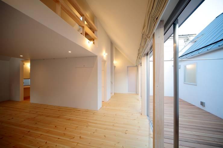 Salones de estilo  de 星設計室