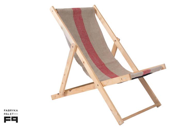 Sandali II: styl , w kategorii Ogród zaprojektowany przez Fabryka Palet