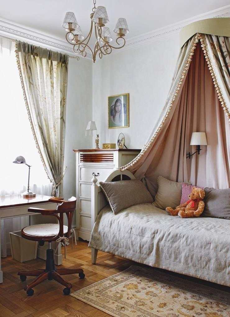 Квартира на Неженской: Детские комнаты в . Автор – ANIMA