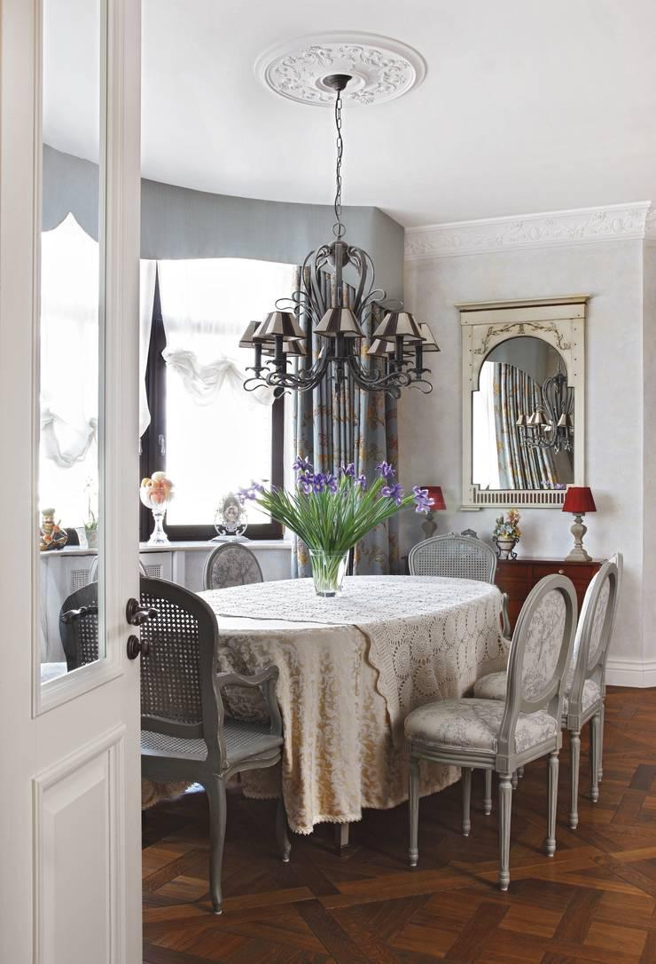 Квартира на Неженской: Столовые комнаты в . Автор – ANIMA