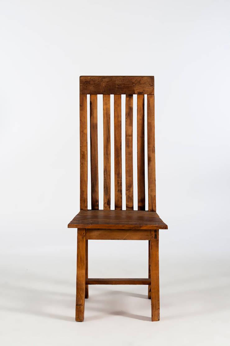 Cadeira Francis : Escritório e loja  por Trapiche Carioca
