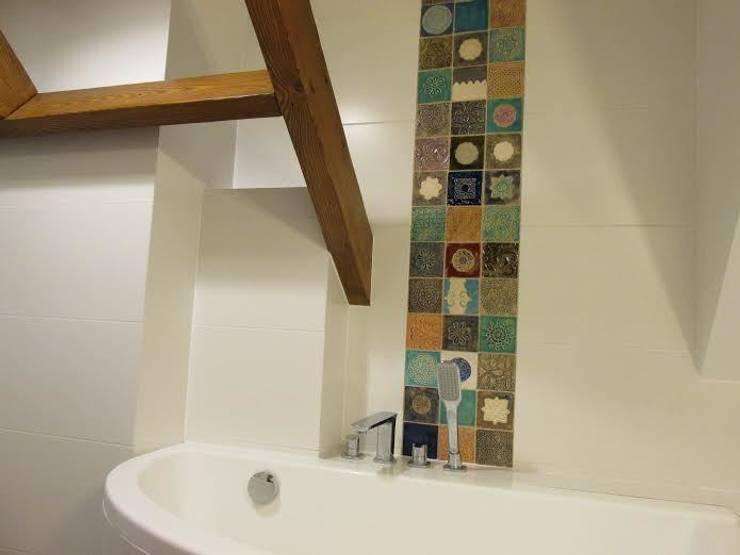 kafle : styl , w kategorii Łazienka zaprojektowany przez dekornia,Eklektyczny