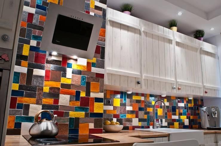 kafle: styl , w kategorii Kuchnia zaprojektowany przez dekornia,Industrialny
