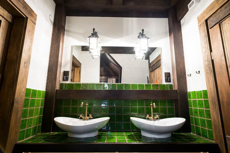 kafle ścienne : styl , w kategorii Łazienka zaprojektowany przez dekornia,Wiejski