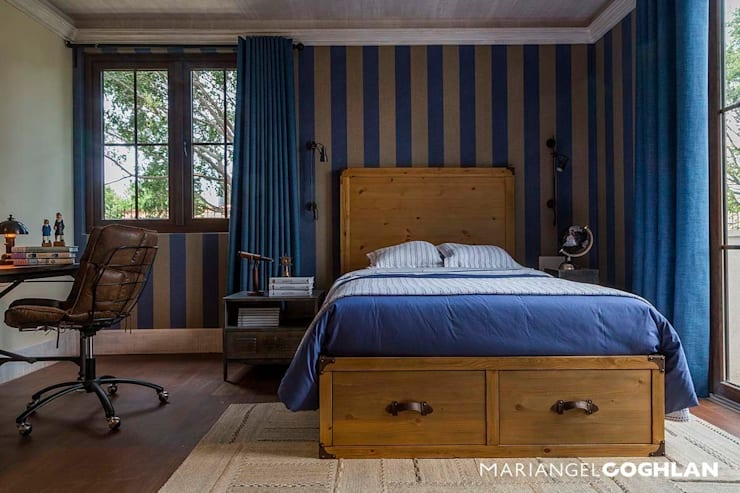 Bedroom by MARIANGEL COGHLAN