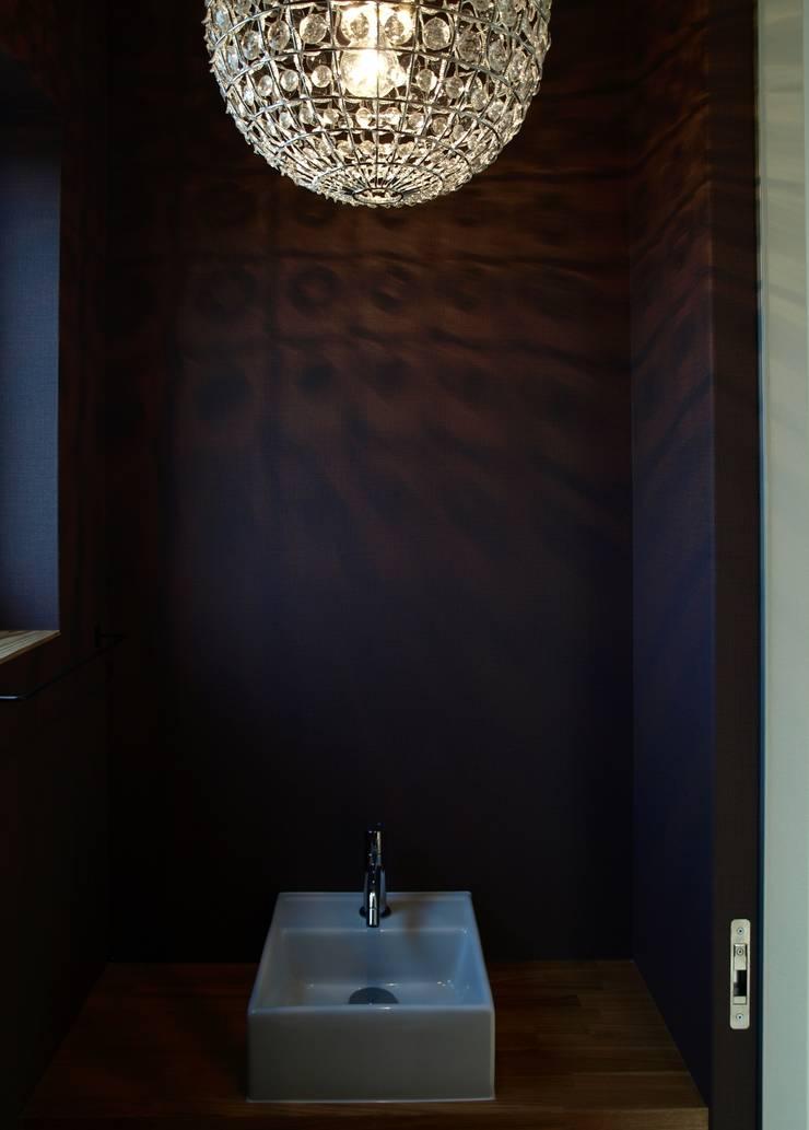 T2-house: SO-DESIGN建築設計室が手掛けた浴室です。