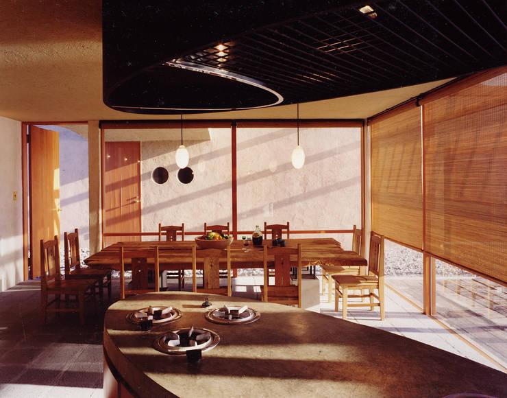 .: 杉原建築デザイン事務所が手掛けたダイニングです。,モダン