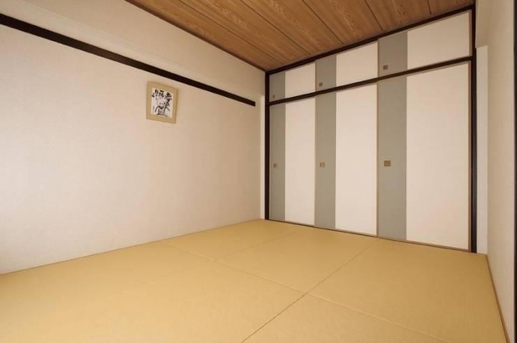 マンションリフォーム 千葉 (船橋 H HOUSE): Style is Still Living ,inc.が手掛けた和室です。