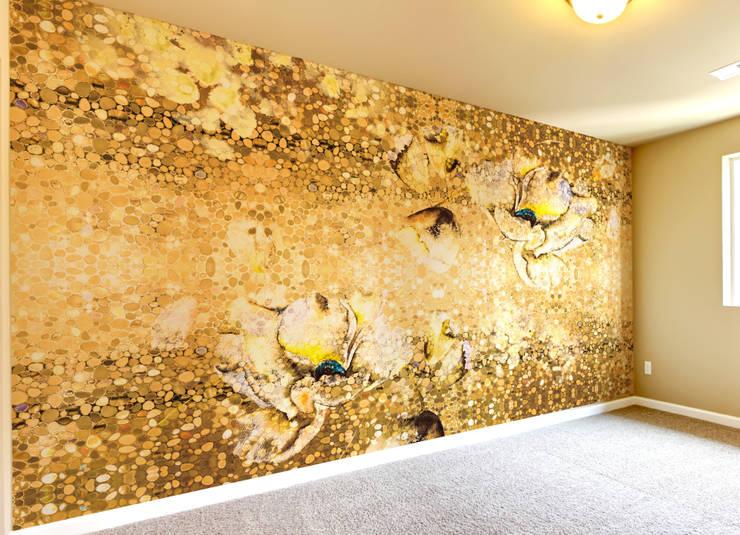 금빛추억: angelkk의 현대 ,모던