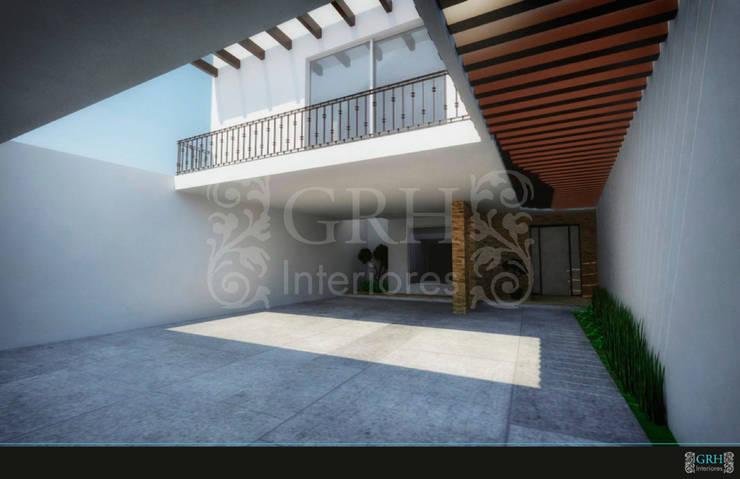 PROYECTO Medina: Casas de estilo  por GRH Interiores
