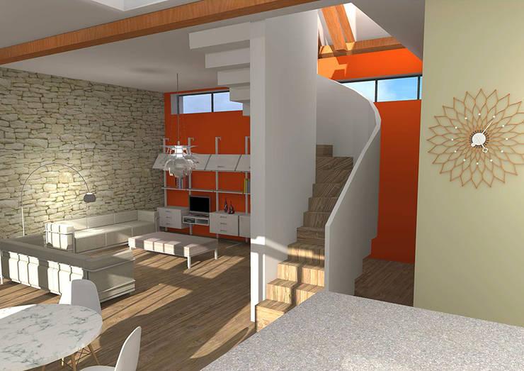 Réhabilitation D Une Grange En Habitation réhabilitation d'une grange en habitation par spice architecture d