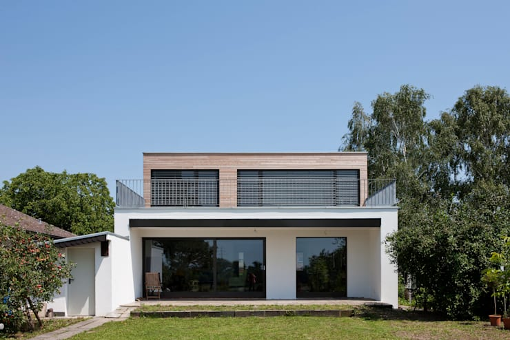 房子 by Corneille Uedingslohmann Architekten