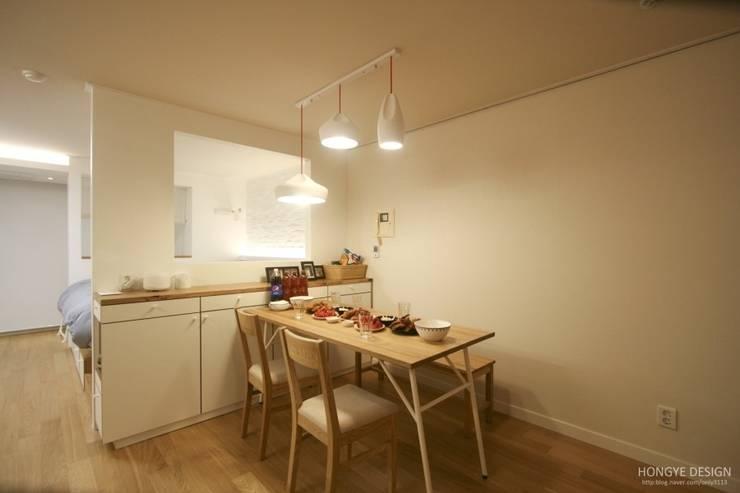 ห้องทานข้าว by 홍예디자인