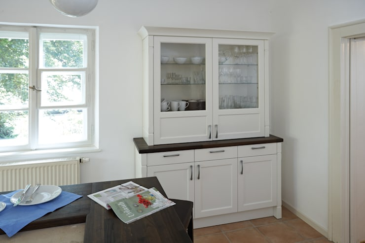 Rustikaler Landhaus-Traum im Altbau von Küchen Quelle | homify