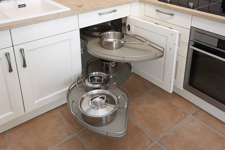 Le Mans Eckauszugsschrank:  Küche von Küchen Quelle
