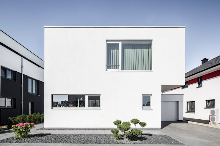 Corneille Uedingslohmann Architekten:  tarz Evler