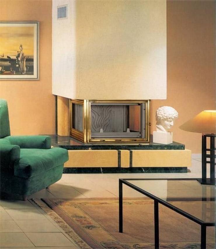 turhan şömine –  U TİPİ :  tarz İç Dekorasyon