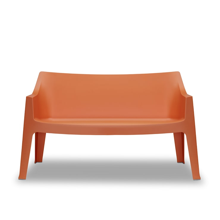 'Lona' recyclable plastic patio sofa by Scab:  Garden  by My Italian Living