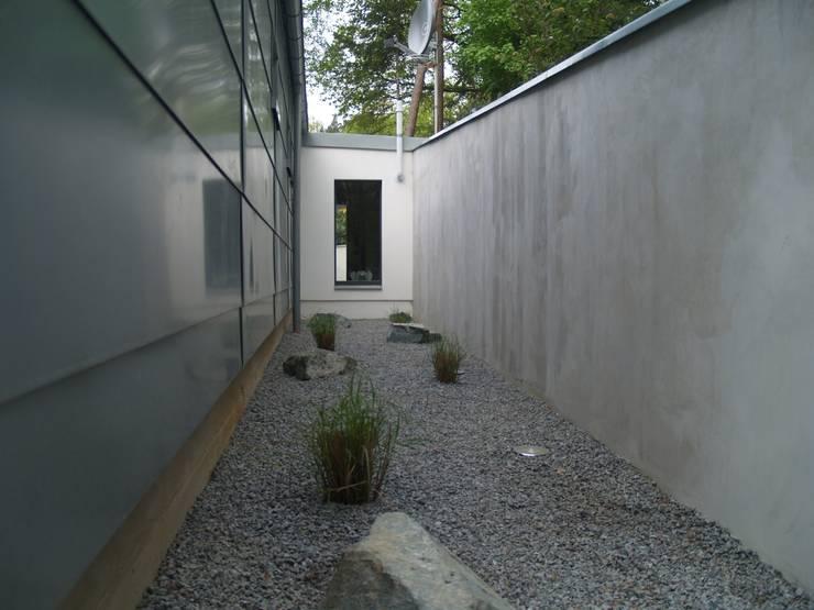 Einfamilienhaus Neubau:  Häuser von Cousin Architekt - Ökotekt