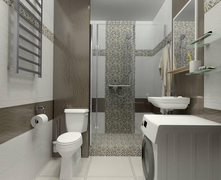 Baños de estilo  por PLANiUM