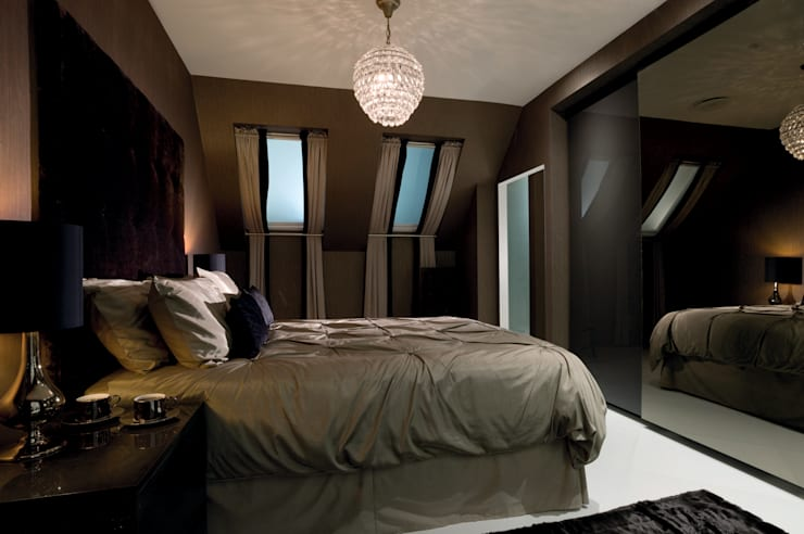 modern Bedroom by Urban Myth
