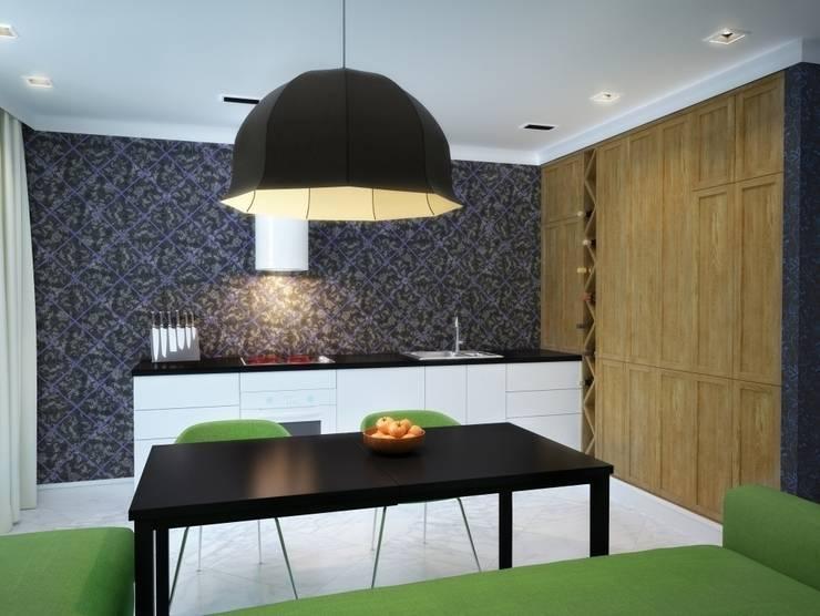 Кухни в . Автор – PLANiUM