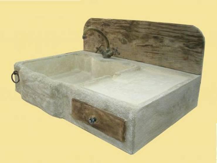10 motivi per amare i lavandini in pietra