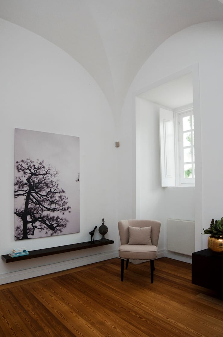 sala: Salas de jantar  por Home Staging Factory