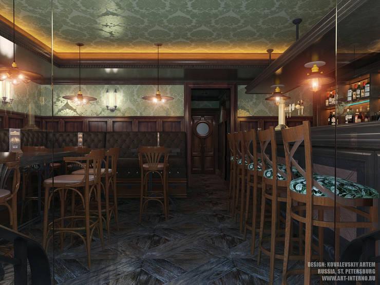 Бар: Столовые комнаты в . Автор – ART-INTERNO