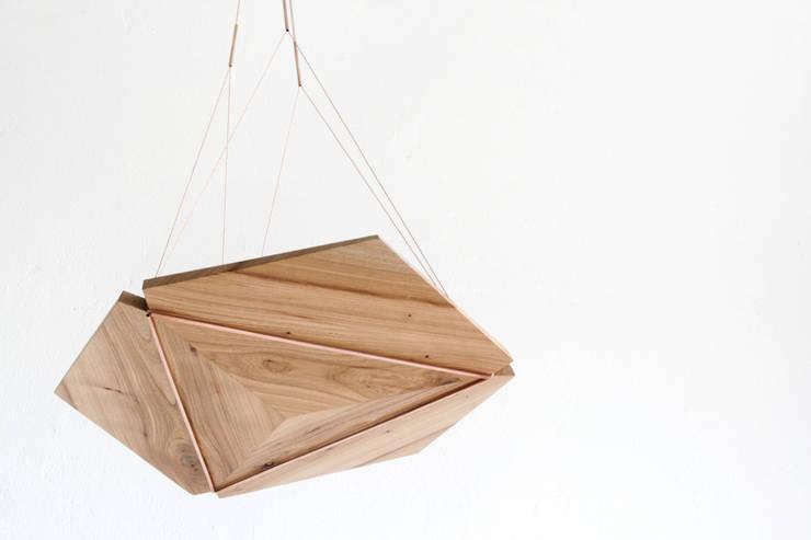 Schaal Hexagoon:  Eetkamer door sandra nielen
