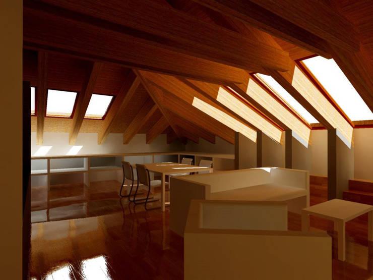 Soffitto In Legno Lamellare : Cose da sapere prima di progettare un soffitto in legno