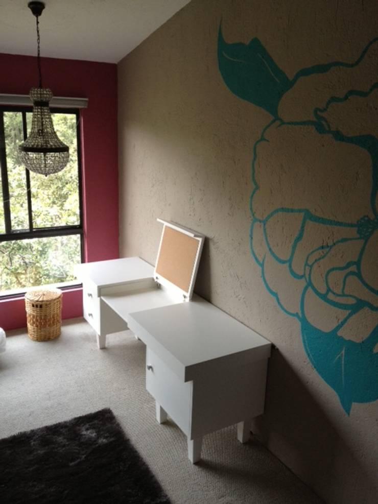 Cuartos infantiles de estilo  por Quinto Distrito Arquitectura,