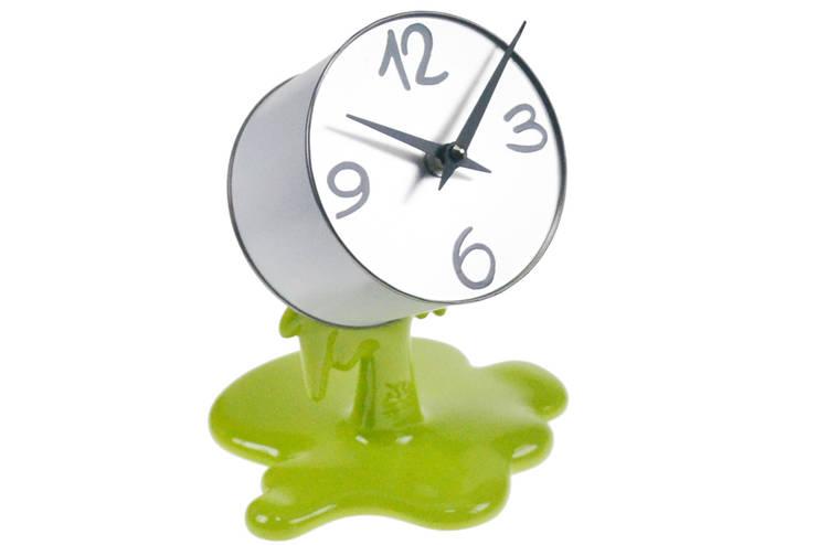 Vago Minds Ltd. – Renkli Masa Saati / Colour Clock:  tarz İç Dekorasyon