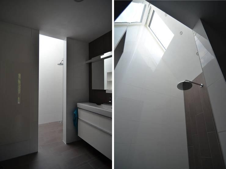 Nieuwe Badkamer:   door TTAB (Tjade Timmer Architect & Bouwadvies)