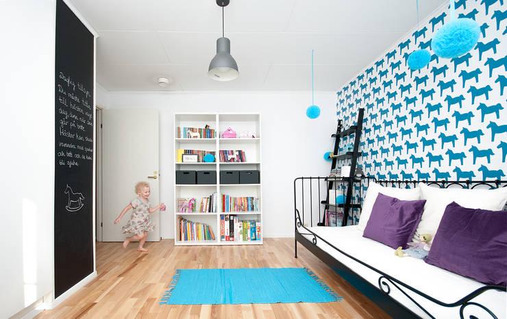 Zuzia's room After 1: styl , w kategorii  zaprojektowany przez Tailormade,Skandynawski