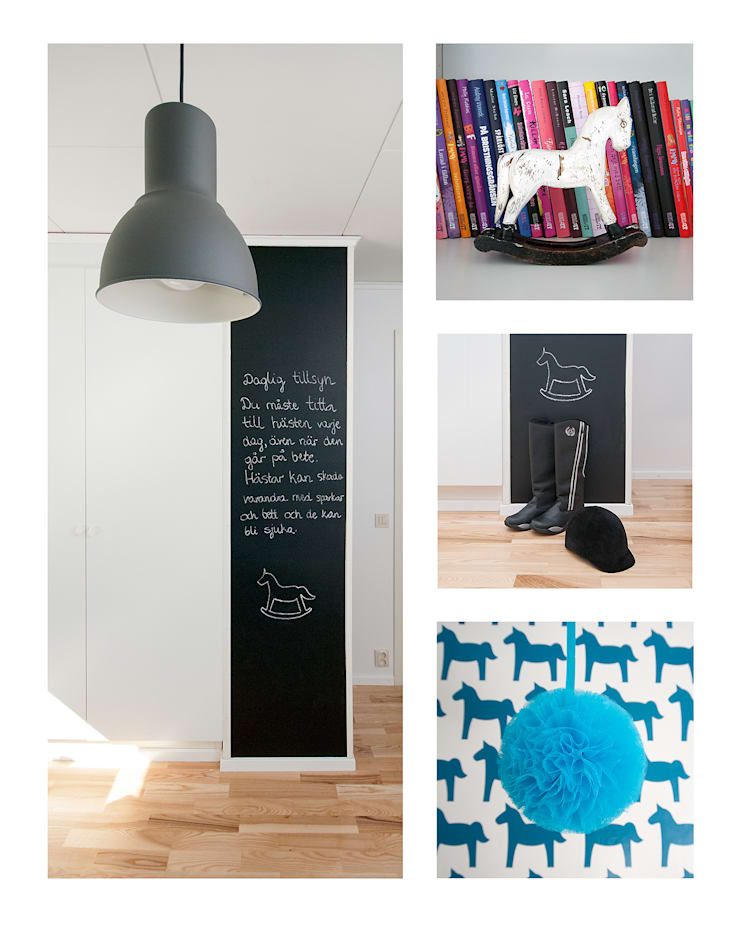 Zuzia's room After 3: styl , w kategorii  zaprojektowany przez Tailormade,Skandynawski