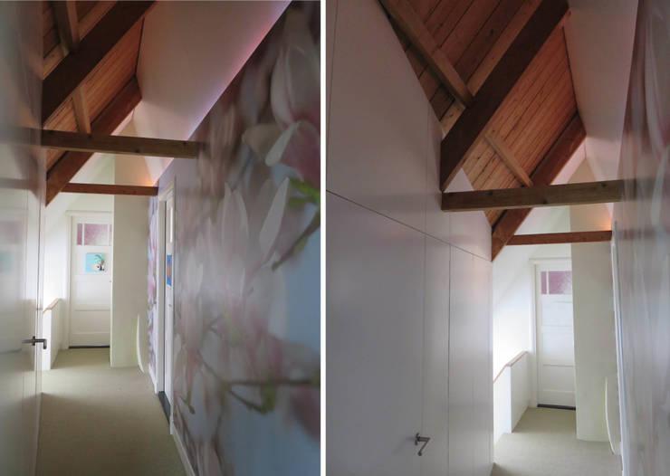 Nieuwe verdieping:   door TTAB (Tjade Timmer Architect & Bouwadvies)