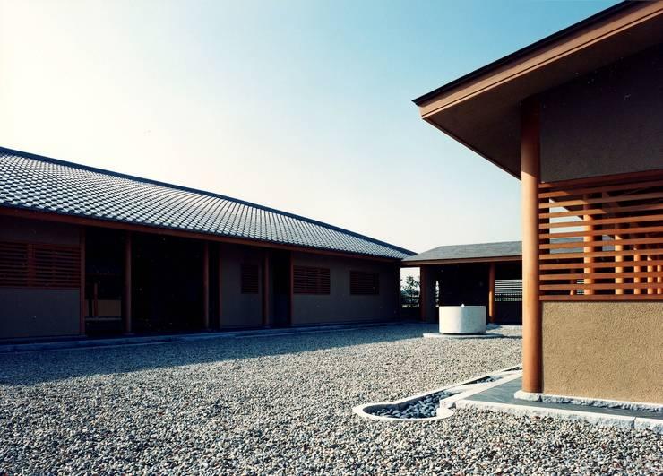 ファサード: 松井建築研究所が手掛けた家です。