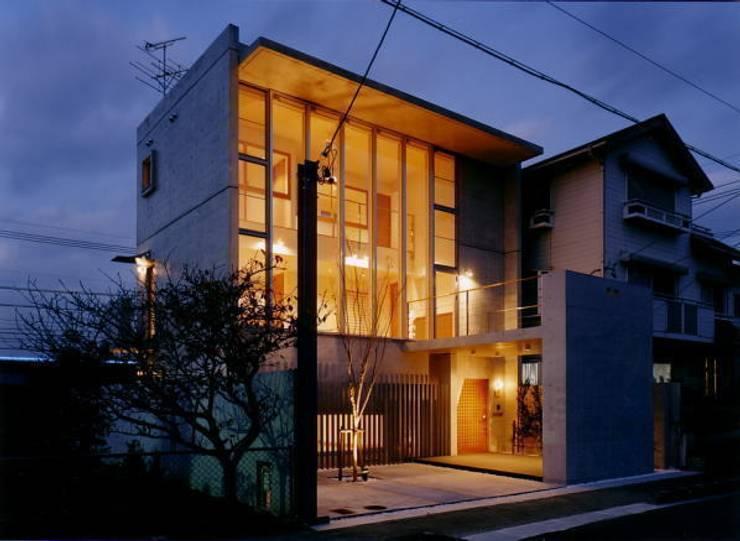 愛知県の住宅: 株式会社雛屋建設社が手掛けた家です。