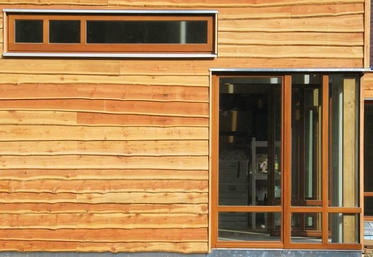Atelierhaus Hirschbach:  Häuser von Karl Architekten