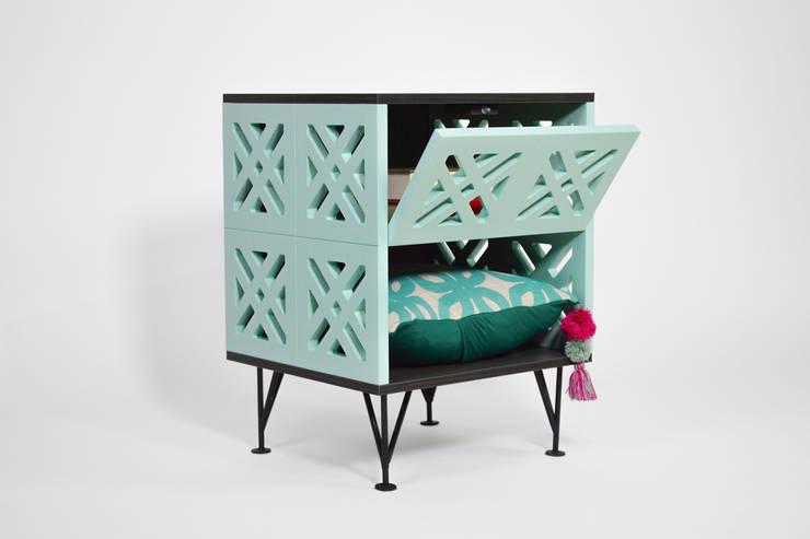 MAI by APOTEMA: Recámaras de estilo  por APOTEMA Estudio de Diseño