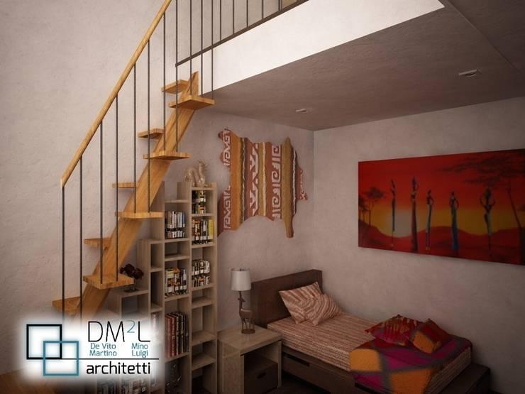 Cameretta Con Soppalco In Legno Di Dm2l Homify