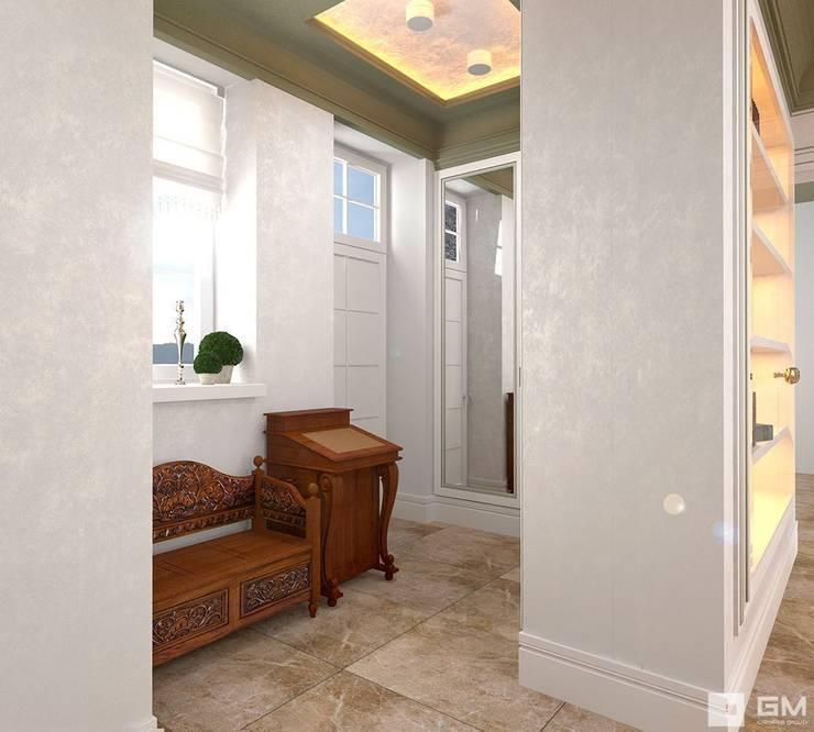 Интерьер дома в колониальном стиле : Коридор и прихожая в . Автор – GM-interior