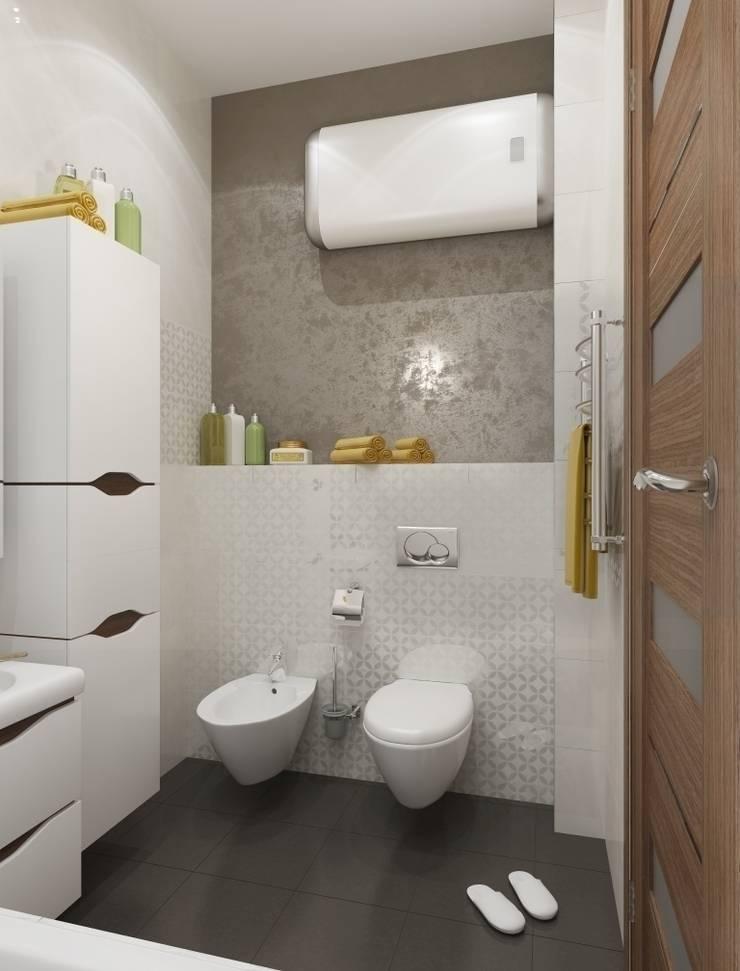 Ванные комнаты в . Автор – UKRINTEL