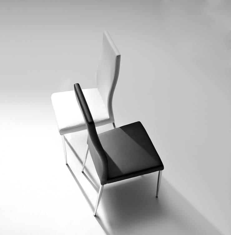 SILLA 1301 MN:  de estilo  de Mobel K6 CB, Moderno