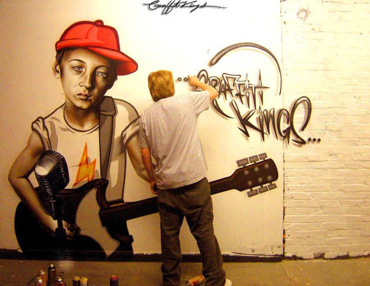 Arte in stile  di Graffiti Kings