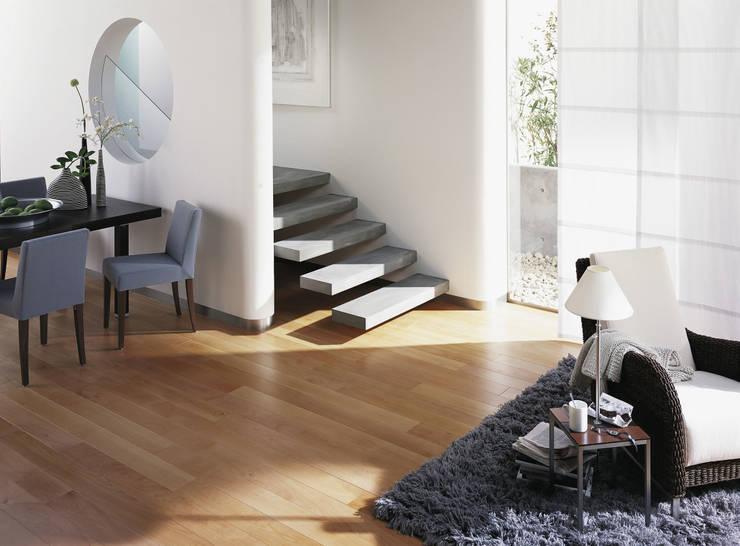 Produkte - Parkett + Dielenböden: moderne Wohnzimmer von Holz Pirner GmbH