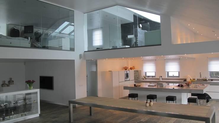 Woonhuis Maastricht:   door DeMaakfabriek.com