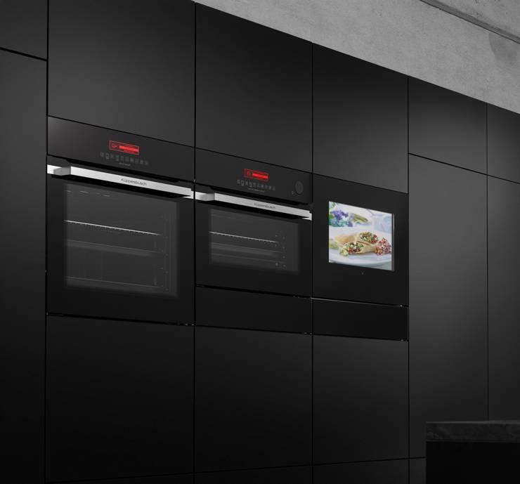 Die neue ConceptLine von Küppersbusch:  Küche von Küppersbusch Hausgeräte GmbH